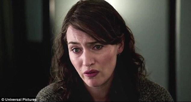 Кейт Уинслет в эмоциональной сцене с Майклом Фассбендером