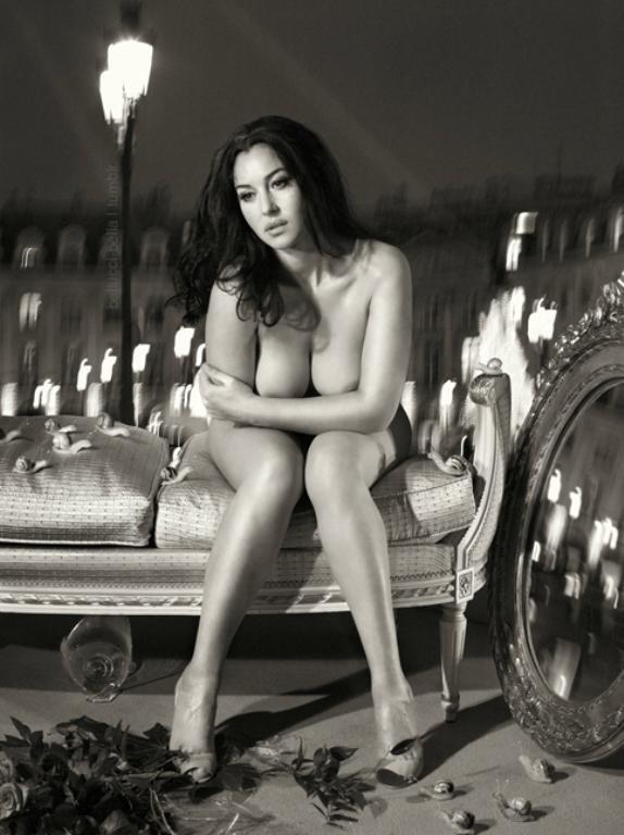 Monica bellucci fake nude
