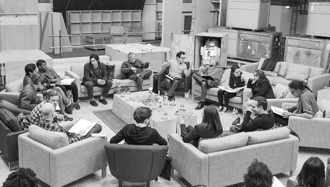 Новый состав Звездные Войны эпизод седьмой