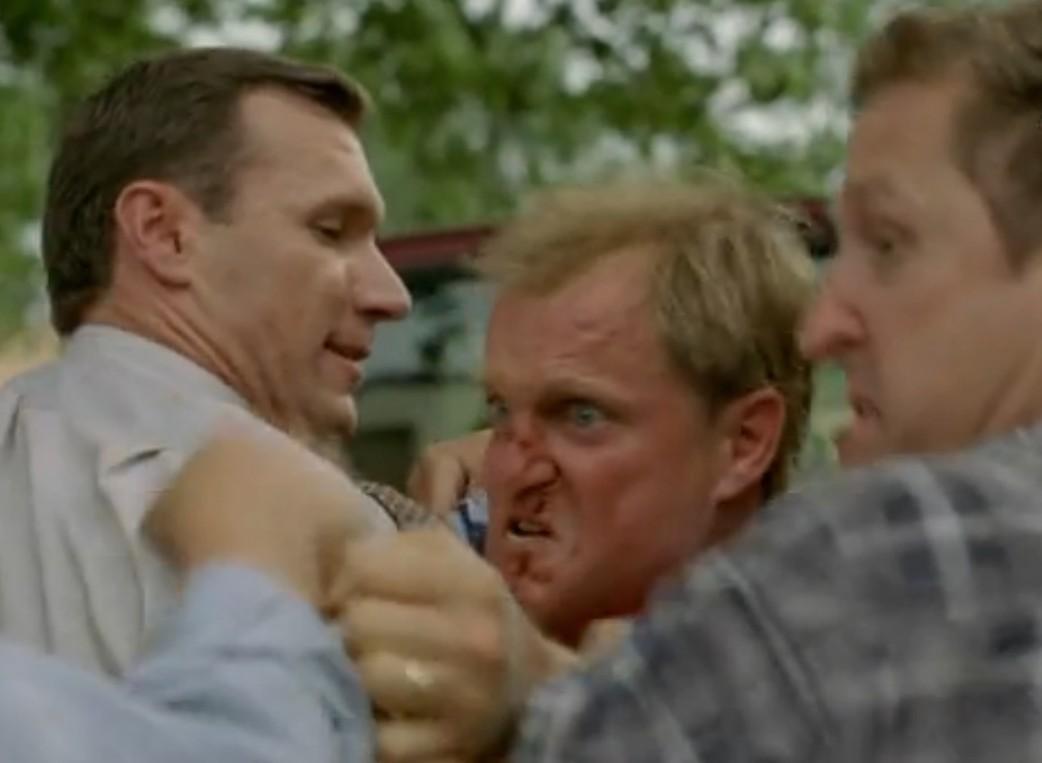 Сцены насилия в сериале Настоящий детектив