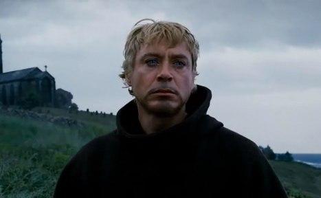 Роберт Дауни стал блондином в Громе в тропиках