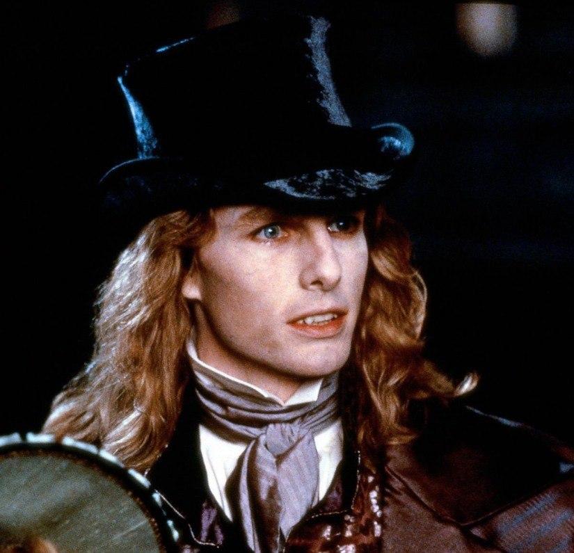 Том Круз стал блондином в Интервью с вампиром