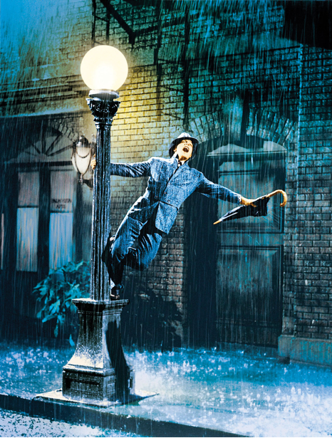 Поющие под дождем, фильм