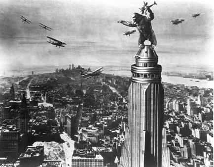Кинг Конг фильм 1933 года