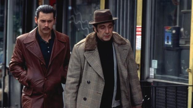 Аль Пачино Al Pacino Донни Браско