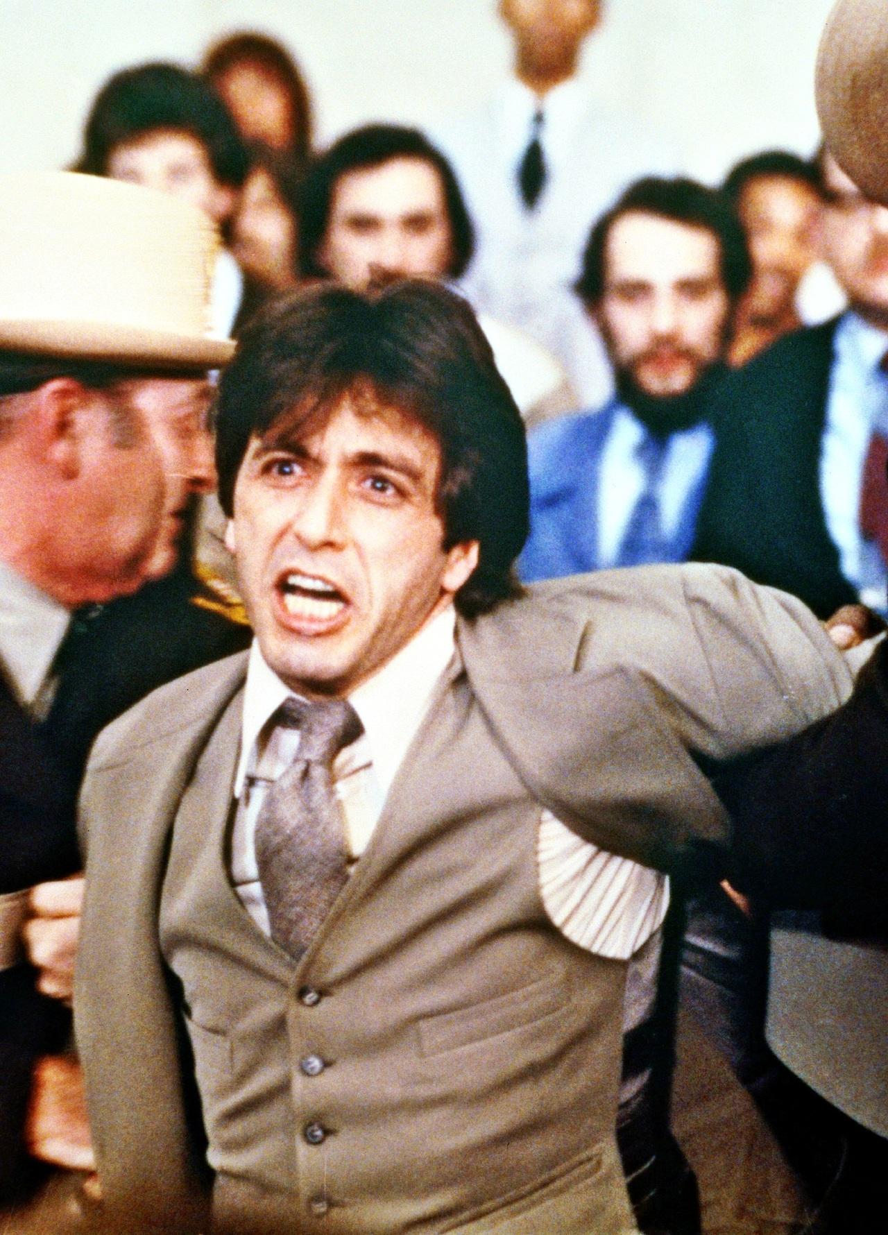 Аль Пачино Al Pacino Справедливость для всех