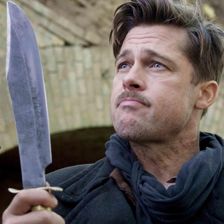 Inglorius Basterds Bradd Pitt