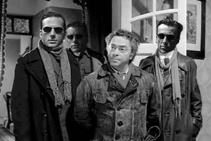 Голливудские актеры в советском кино Агенты из Матрицы в Собачьем сердце