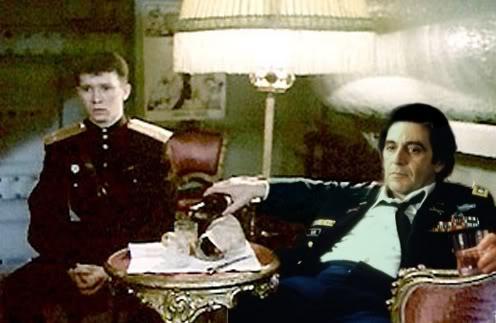 Голливудские актеры в советском кино Аль Пачино Евгений Миронов