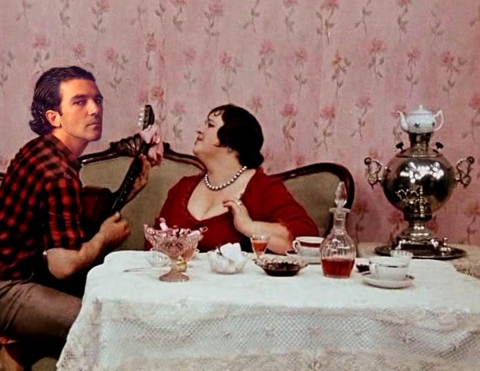 Голливудские актеры в советском кино Антонио Бандерас 12 стульев