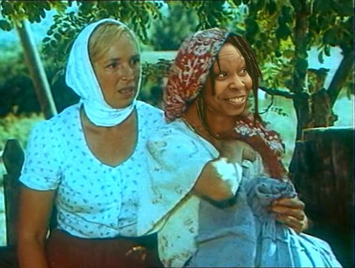 Голливудские актеры в советском кино Вупи Голдберг Возвращение Будулая