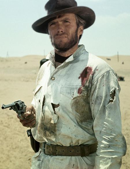 Голливудские актеры в советском кино Клинт Иствуд Белое солнце пустыни