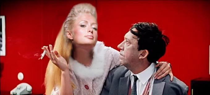 Голливудские актеры в советском кино Пэрис Хилтон Бриллиантовая рука