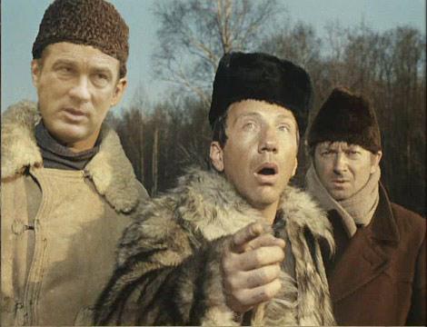 Голливудские актеры в советском кино Стивен Сигал Джентльмены удачи