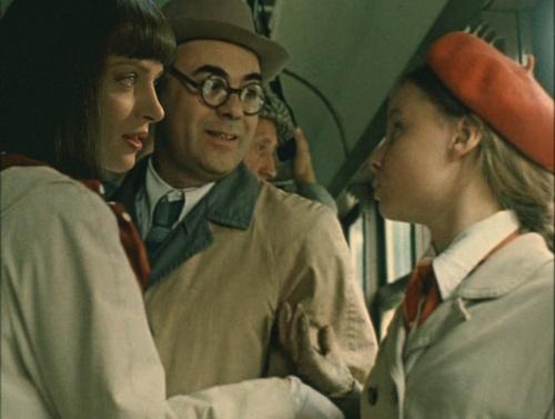 Голливудские актеры в советском кино Ума Турман Покровские ворота