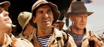 Голливудские актеры в советском кино Харрисон Форд Девятая рота