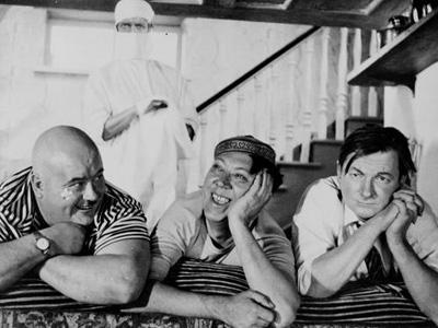 Голливудские актеры в советском кино Хью Лори Кавказская пленница