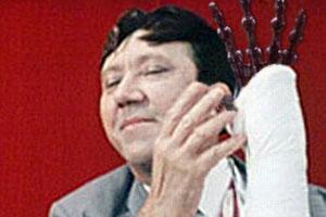 Голливудские актеры в советском кино Юрий Никулин Бриллиантовая рука Терминатор
