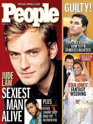 Джуд Лоу Sexiest Man Alive 2004