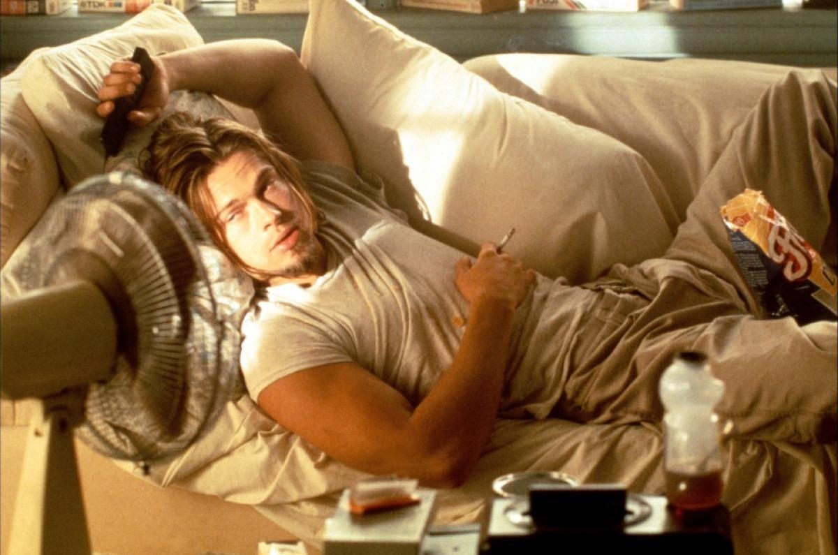 True Romance Brad Pitt