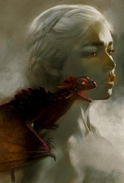 Рисунки Массимо Карневале Игра престолов