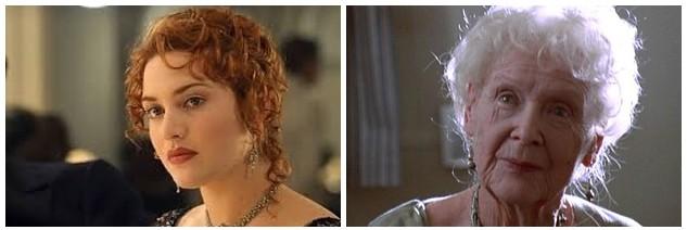 Титаник две актрисы номинированы на Оскар за изображение одного и того же человека