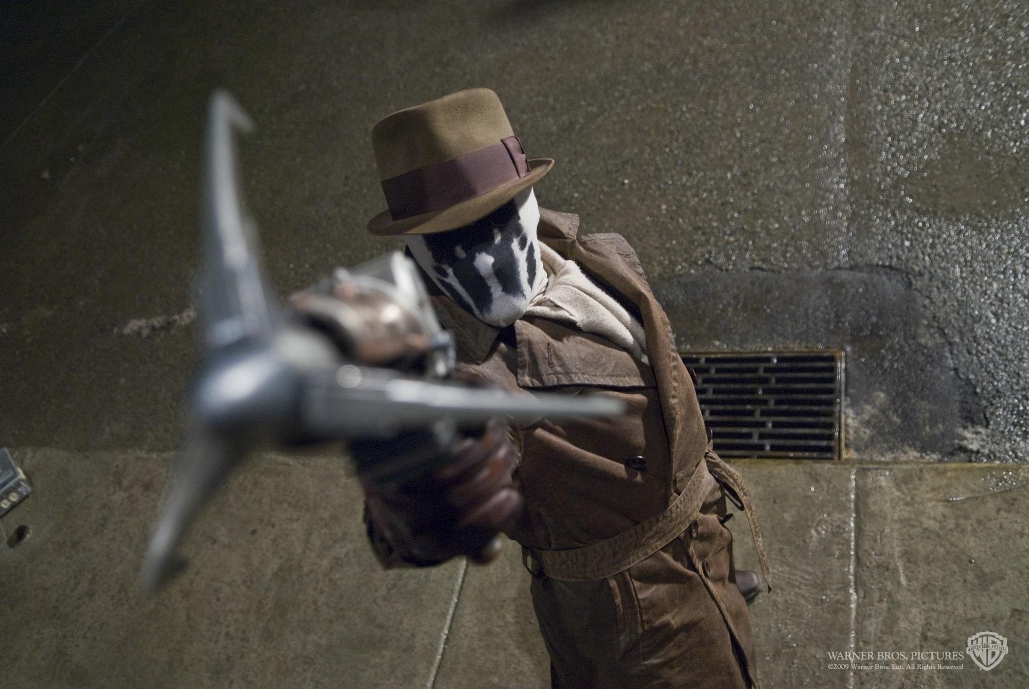Хранители Watchmen Роршах в маске