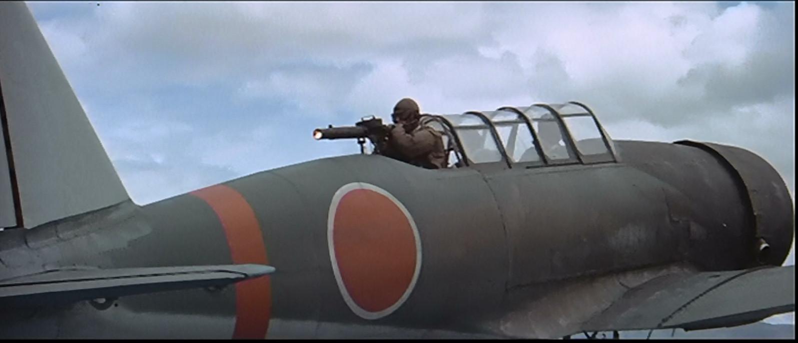 Tora! Tora! Tora! Тора! Тора! Тора! пулеметчик на японском самолете