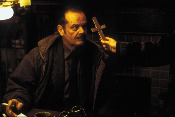 10 лучших ролей Джека Николсона Обещание (The Pledge)