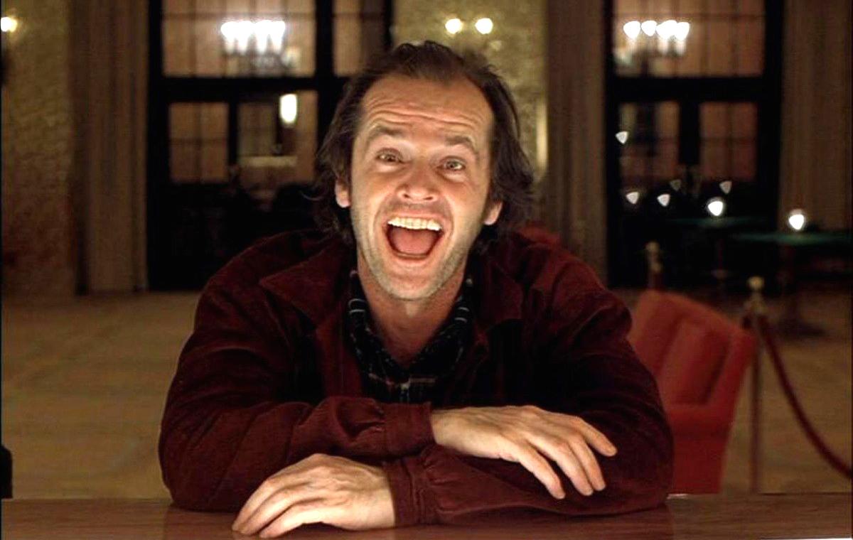 10 лучших ролей Джека Николсона Сияние (The Shining)