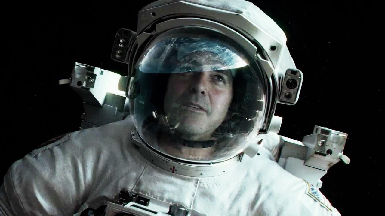 Гравитация Gravity Джордж Клуни