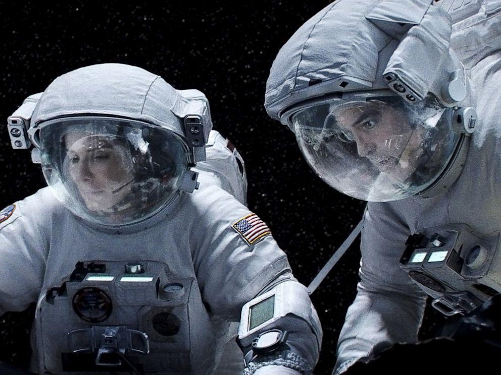 Гравитация Gravity Сандра Баллок Джордж Клуни