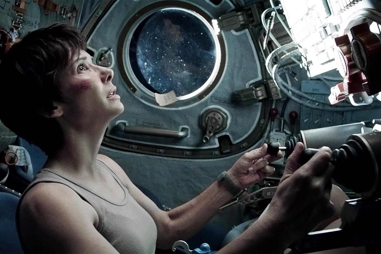 Гравитация Gravity Сандра Баллок