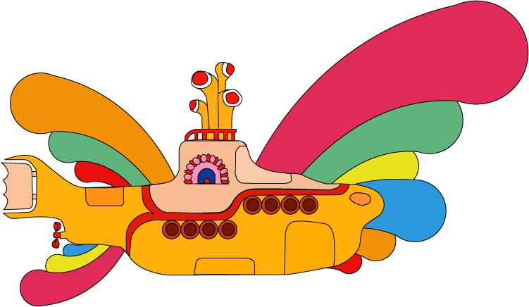 Желтая подводная лодка Yellow submarine