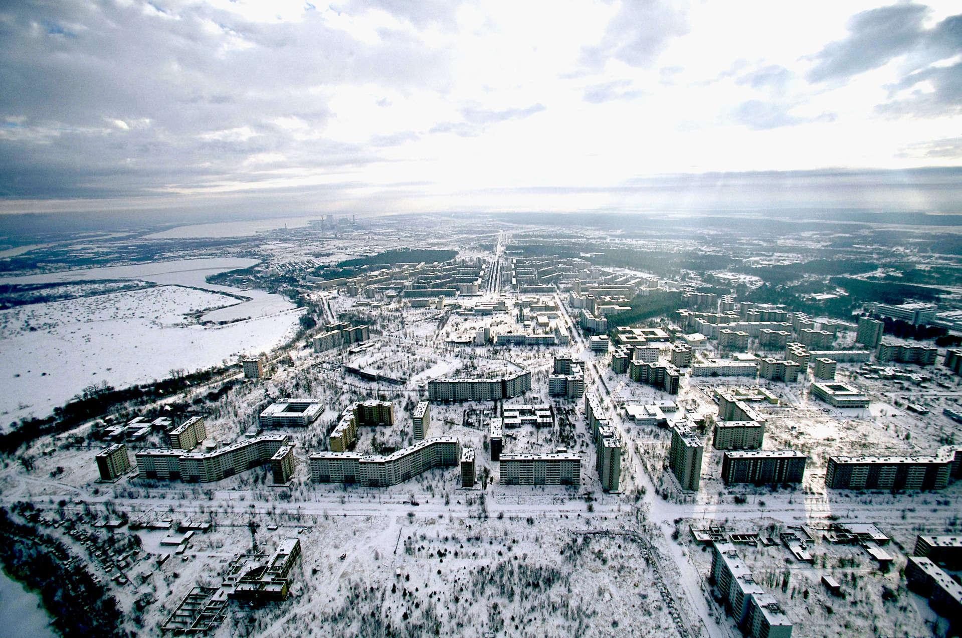 Покинуте місто Прип'ять