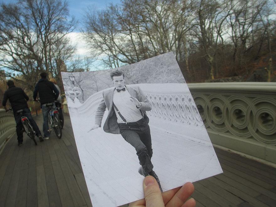 Doctor Who: The Angels Take Manhattan - Ангелы захватывают Манхеттен
