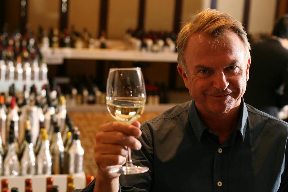 Сэм Нилл владелец винного бизнеса