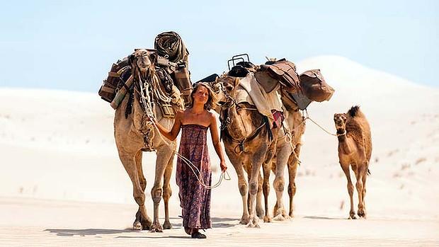 Тропы Tracks верблюды