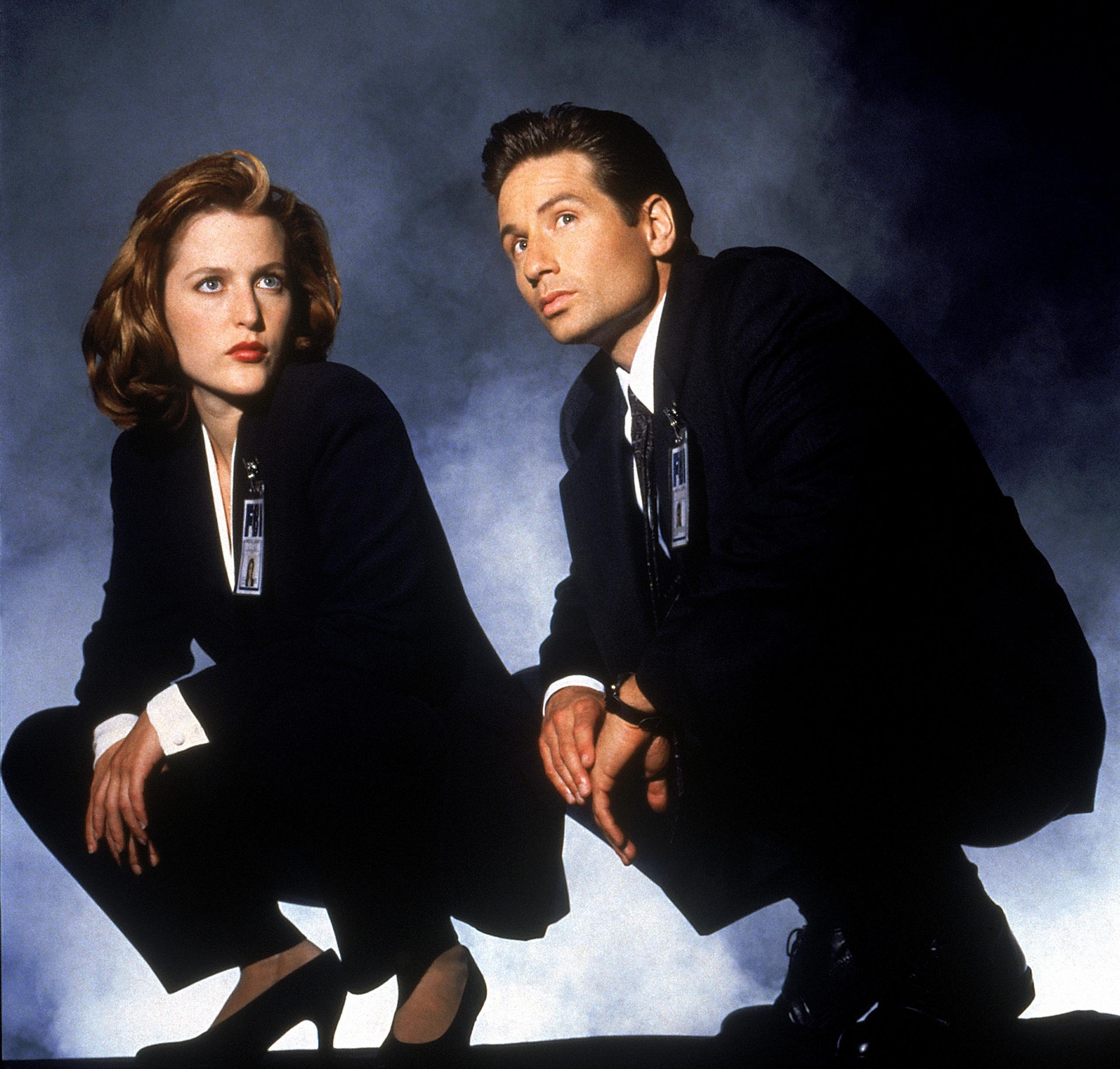 The X-Files Секретные материалы