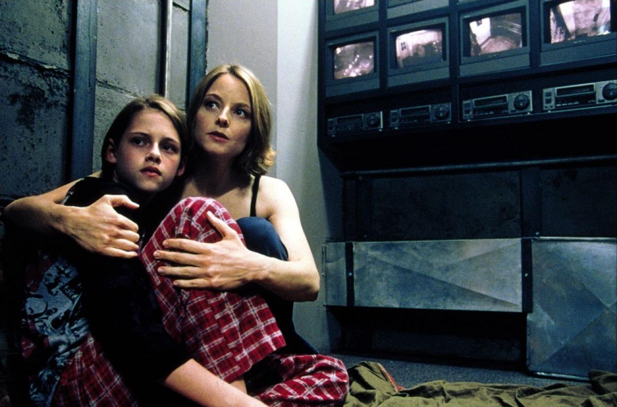 Все фильмы Дэвида Финчера Комната страха Panic Room