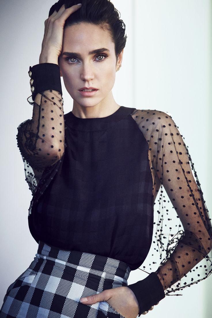 Дженнифер Конелли красивые фото Jennifer Connelly photo