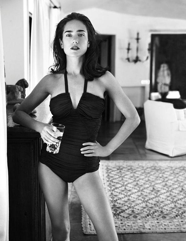 Дженнифер Конелли фото белье Jennifer Connelly photo lingerie