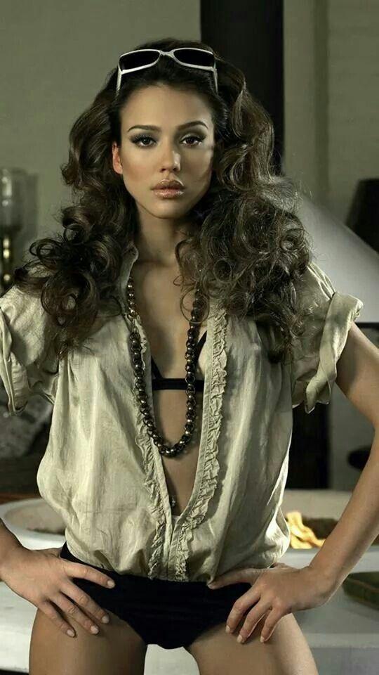 Джессика Альба фото белье Jessica Alba photo lingerie