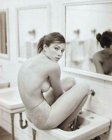 Джессика Бил фото голая Jessica Biel photo nude