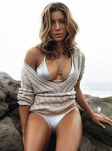 Джессика Бил фото тело бикини пляж Jessica Biel photo body bikini beach