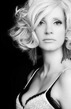 Джессика Честейн фото блондинка Jessica Chastain photo blond