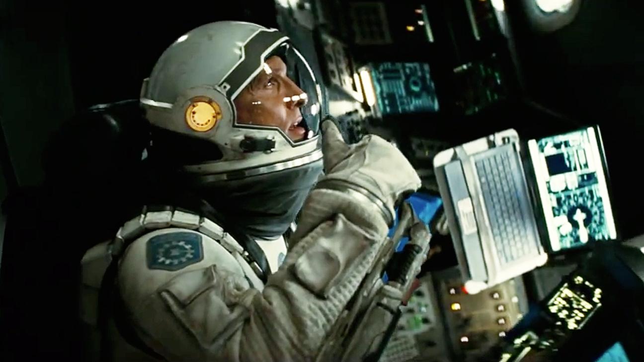 Трибьют фильмам о космосе (видео)