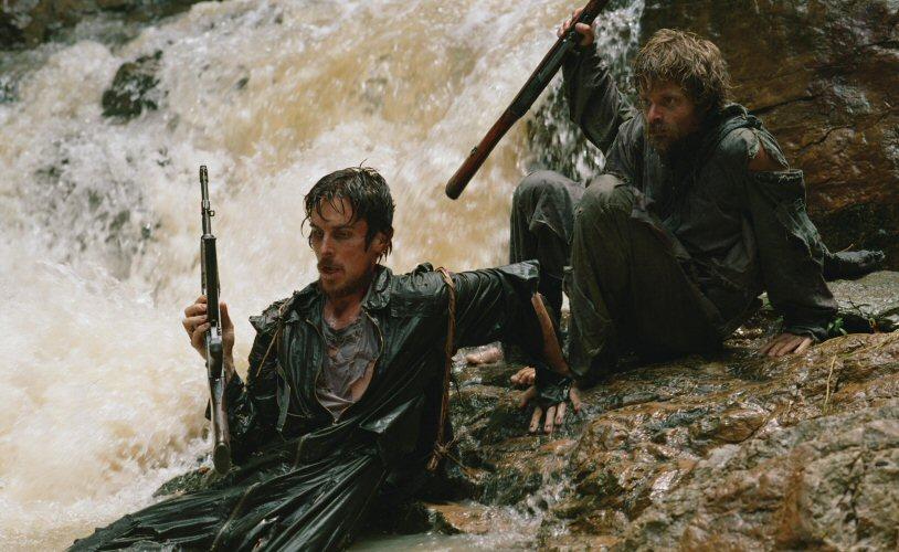 Кристиан Бэйл Christian Bale Спасительный рассвет Rescue Dawn