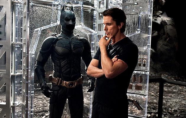Кристиан Бэйл Christian Bale The Dark Knight Rises Бэтмен Возрождение легенды