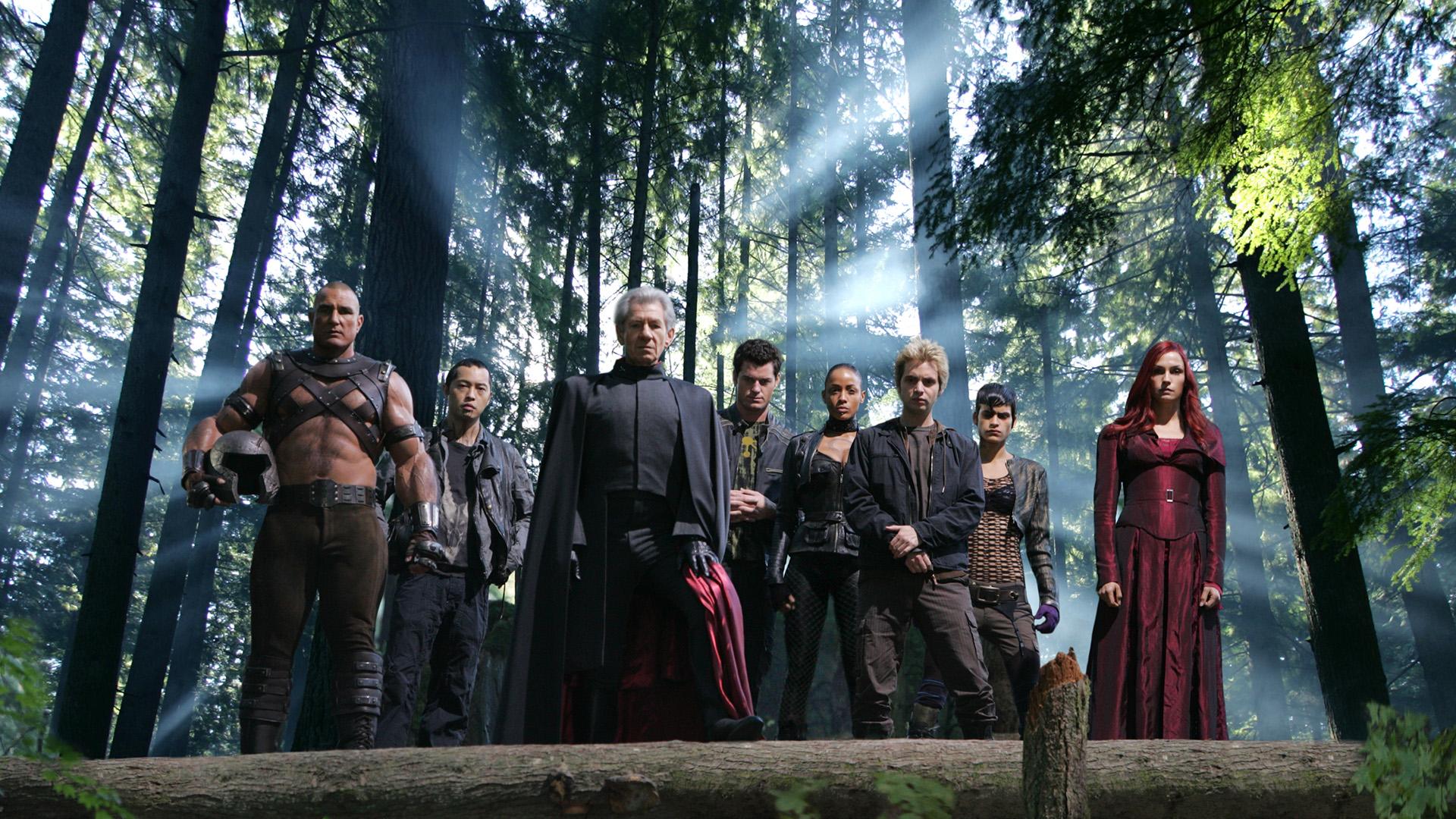 Люди Икс Последняя битва  X-Men The Last Stand